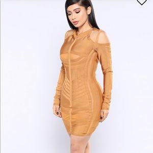 Brand new Amber bandage dress
